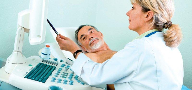 Teil des neuen Vorsorgeprogrammes für Diabetiker sind unter anderem zusätzliche Labor- und Ultraschalluntersuchungen. Foto: Alexander Raths/stock.adobe.com