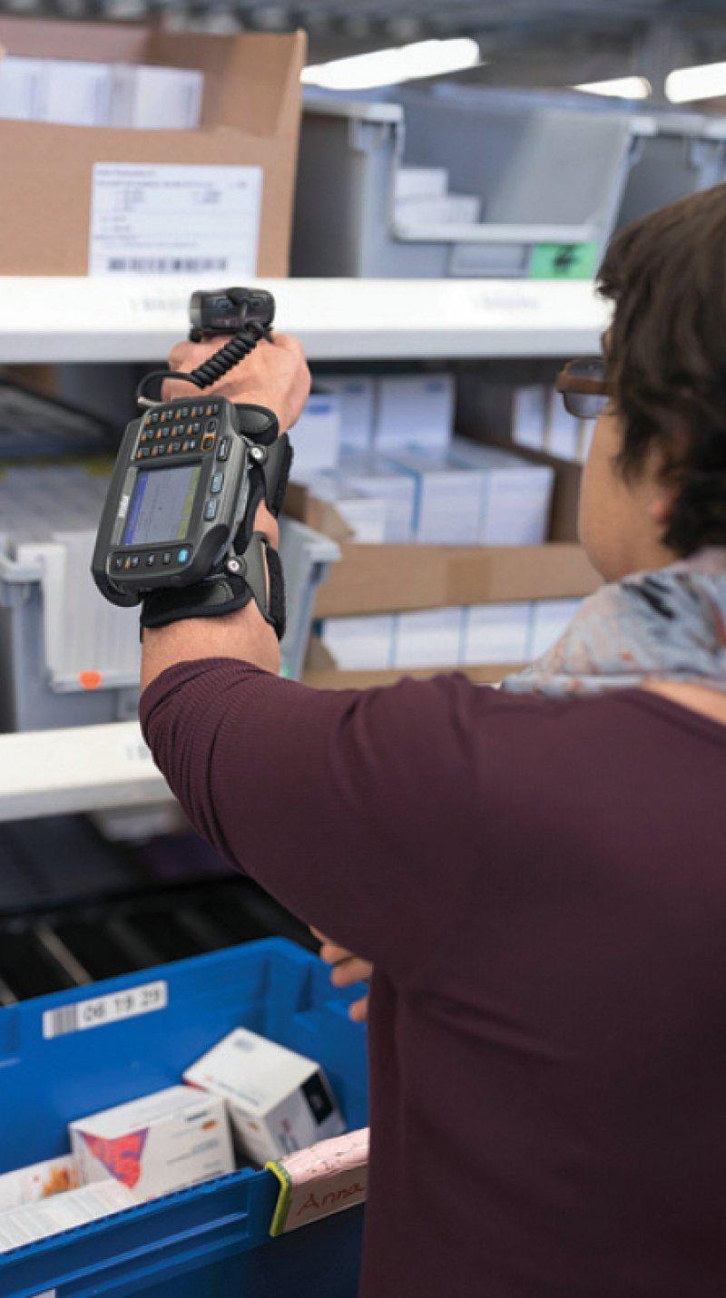 Apothekenversandhändler im Ausland haben derzeit Wettbewerbsvorteile. Foto: picture alliance