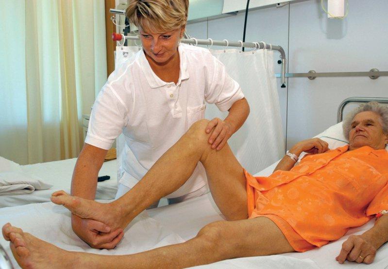 Die Empfehlungen sollen Unsicherheiten abbauen und die stationäre Versorgung pflegebedürftiger Patienten verbessern. Foto: picture alliance