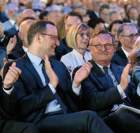 Eröffnung des 121. Deutschen Ärztetages