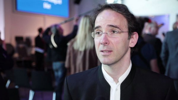 <b>Interview mit Joan Pagès Valls,</b> Dirigent des Thüringer Ärzteorchesters