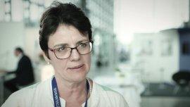 """<b>Umfrage """"Arzt und Ethos""""</b> mit Sabine Fischer"""