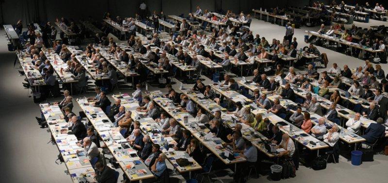 Die Delegierten fassten auch Beschlüsse zum ärztlichen Arbeitsalltag.