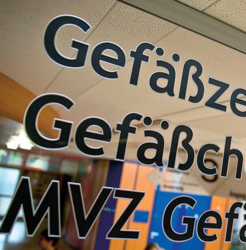 2 490 Medizinische Versorgungszentren gab es Ende 2016 in Deutschland. Darin arbeiteten mehr als 16 000 Ärzte. Foto: dpa