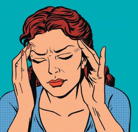 Chronische Kopfschmerzen durch Übergebrauch von...