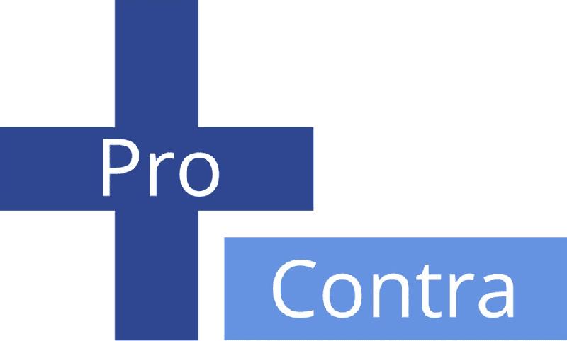 Pro & Contra...
