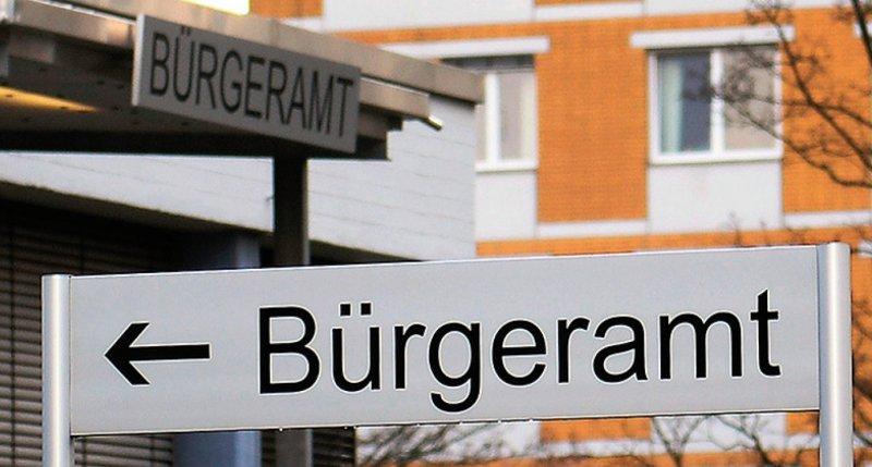 Beim Bürgeramt könnte die Organspende thematisiert werden, so ein Vorschlag. Foto: picture alliance