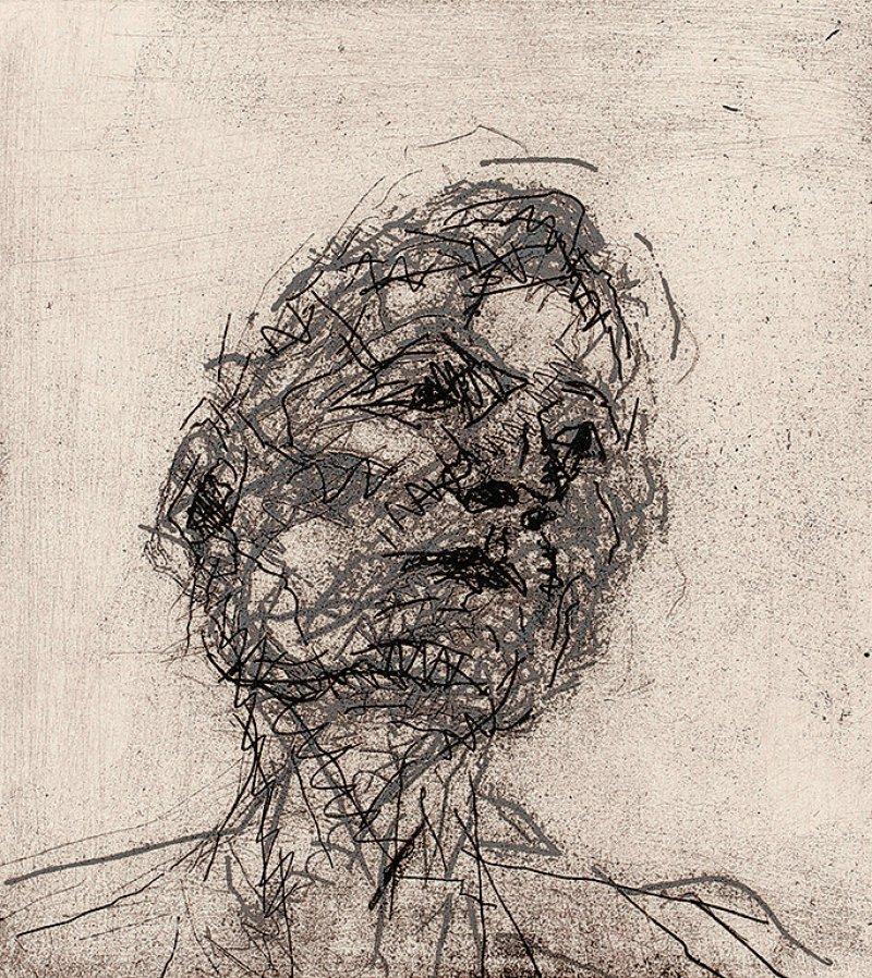 Frank Auerbach, courtesy Marlborough Fine Art; Foto: Städel Museum