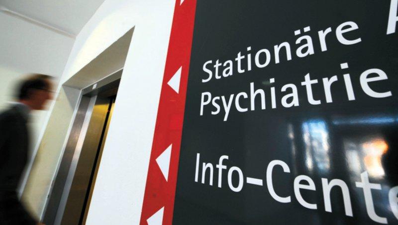 Fachkliniken für Psychiatrie können derzeit viele Arztstellen nicht besetzen. Foto: picture alliance