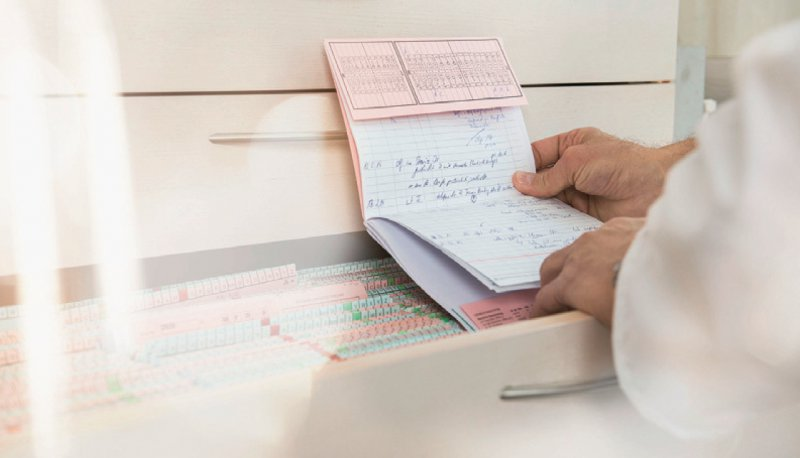 Um Patientengeheimnisse zu schützen, ist laut Bundesärztekammer eine Klarstellung des Gesetzgebers notwendig. Foto: picture alliance