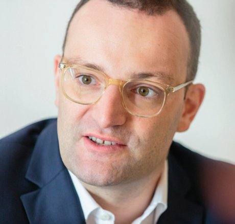 Interview mit Jens Spahn (CDU),...