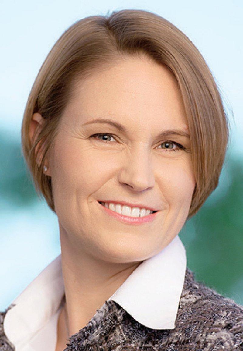 Sara Yvonne Brucker, Foto: Deutsche Gesellschaft für Senologie