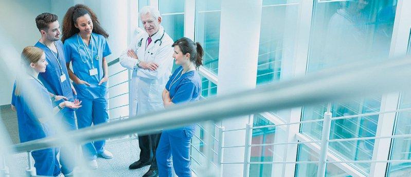 Die geringe Impfquote ist nicht auf Organisationsmängel zurückzuführen. Laut RKI-Umfrage boten 89 Prozent der Kliniken eine Influenzaimpfung am Arbeitsplatz an. Foto: Photographee.eu/stock.adobe.com