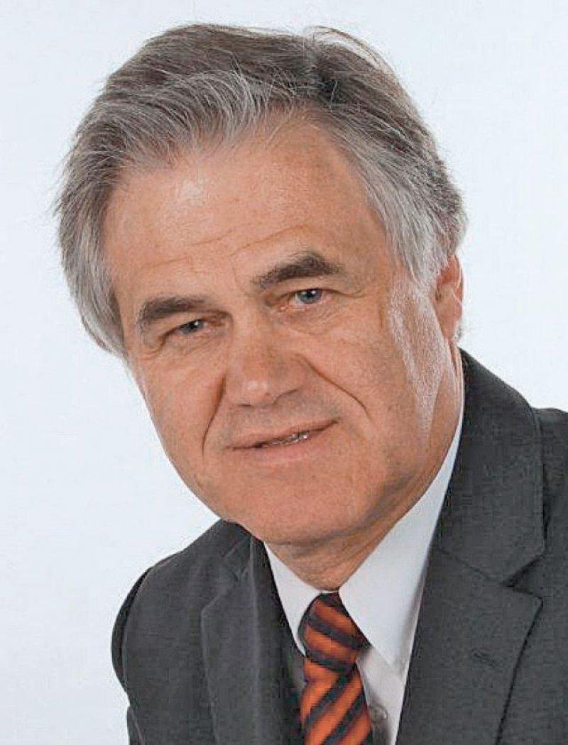 Georg Peters. Foto: WWU