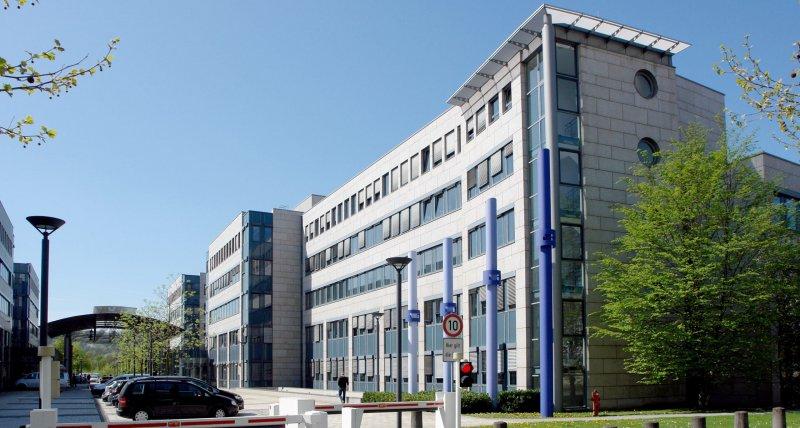 Bundesamt Frankfurt