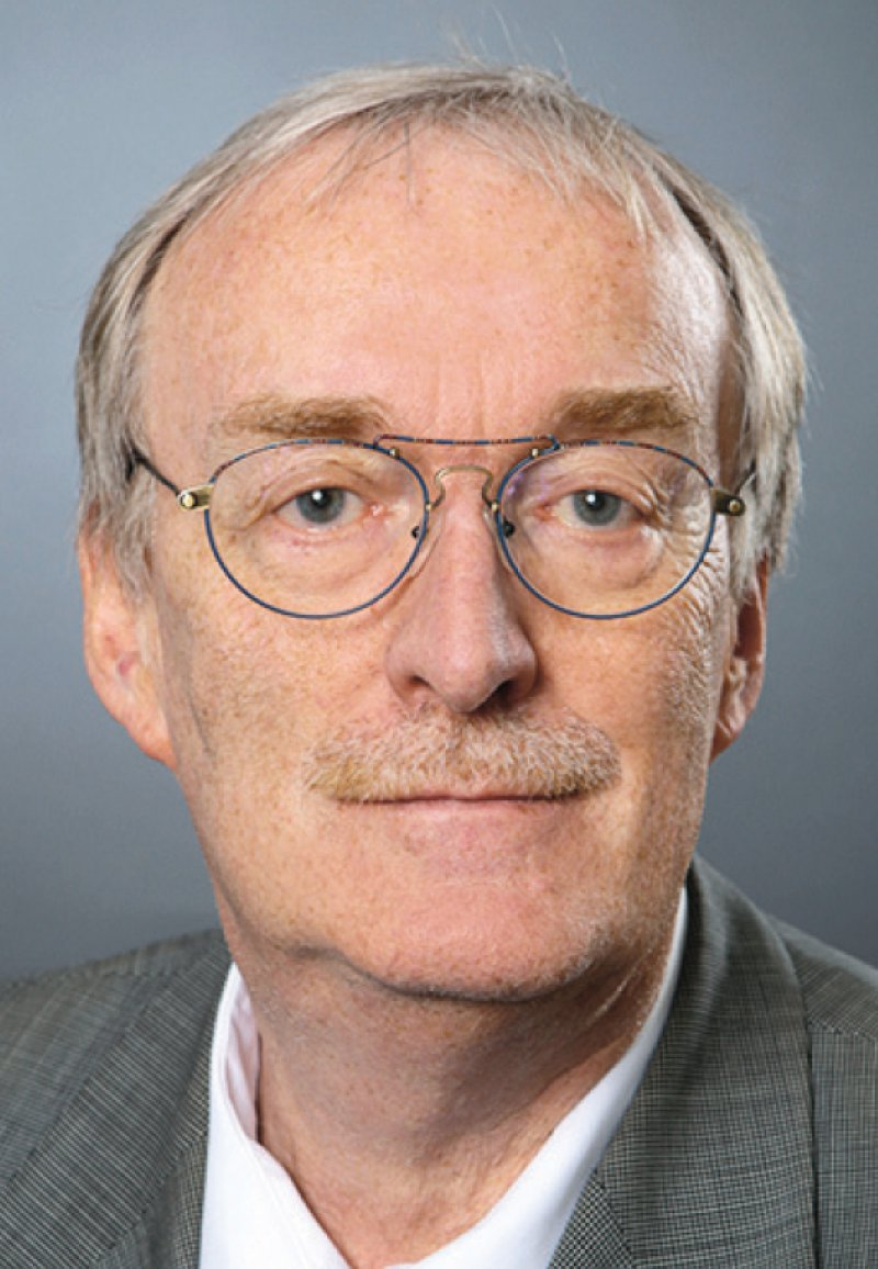 Joachim Mössner, Foto: Uni Leipzig