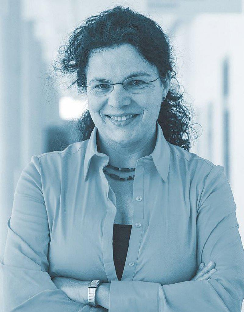 """""""Jede Änderung führen wir langsam ein. Es werden nie mehr als zehn Prozent der Fragen inhaltlich grundlegend verändert."""" Jana Jünger, Direktorin des IMPP. Foto: IMPP"""
