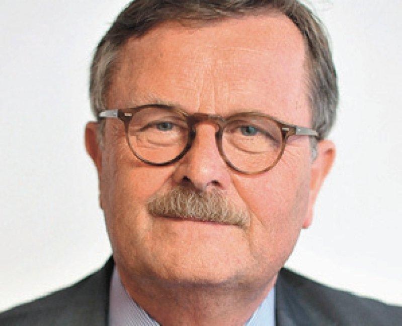 Prof. Dr. med. Frank Ulrich Montgomery, Präsident der Bundesärztekammer, Foto: dpa