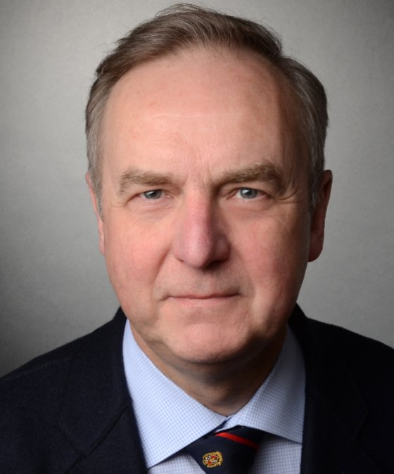 Alfred Wiater, Vorsitzender der Deutschen Gesellschaft für Schlafforschung und Schlafmedizin (DGSM) /privat