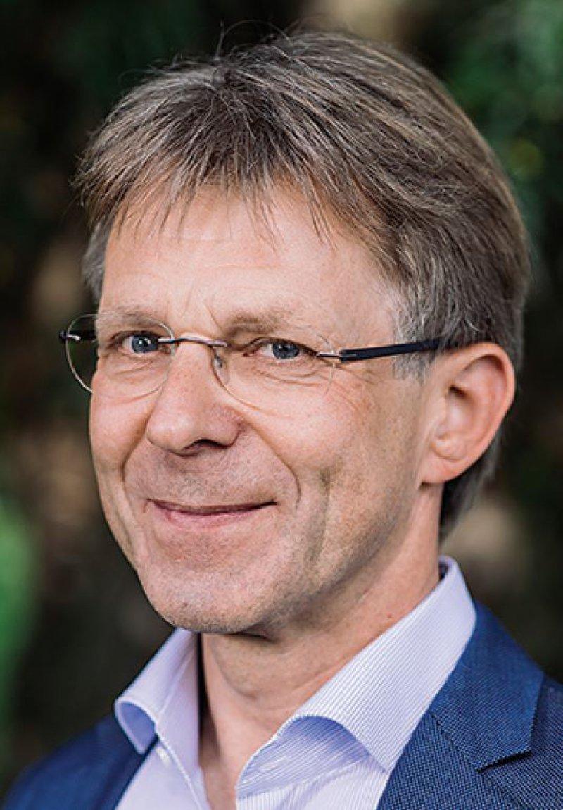 Hans-Christian Pape. Foto: Humboldt-Stiftung Mario Wezel