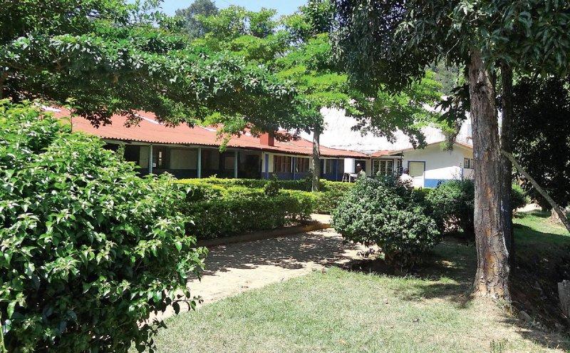 Besser versorgt: Das Lutindi Mental Hospital wurde 1905 von den v. Bodelschwinghschen Stiftungen gegründet.