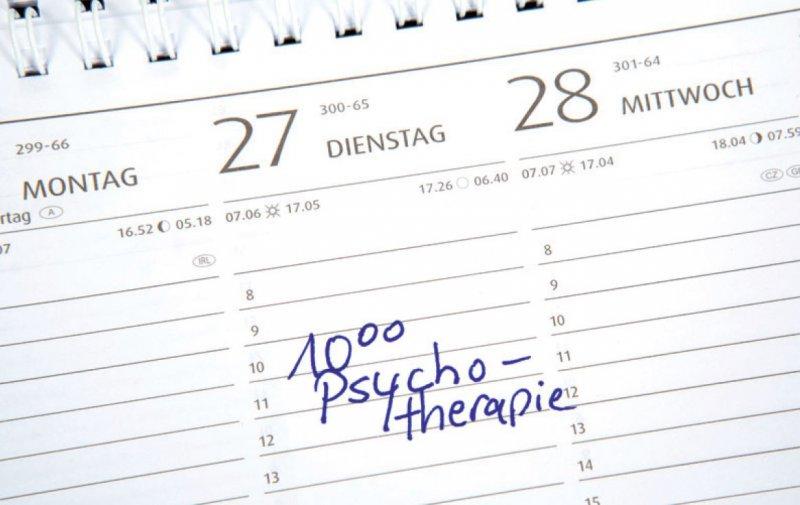 Termine beim Psychotherapeuten sind besonders gefragt. Foto: Janina Dierks/stock.adobe.com