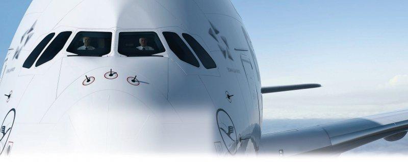 Foto: Lufthansa Pixomondo