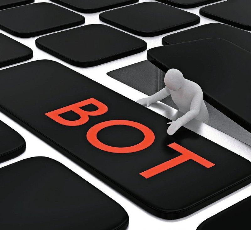 Chatbots sehen viele Bundesbürger als sinnvolle Ergänzung im Service. Persönliche Daten würde aber nur jeder Dritte dem digitalen System offenbaren. Foto: hainichfoto/stock.adobe.com