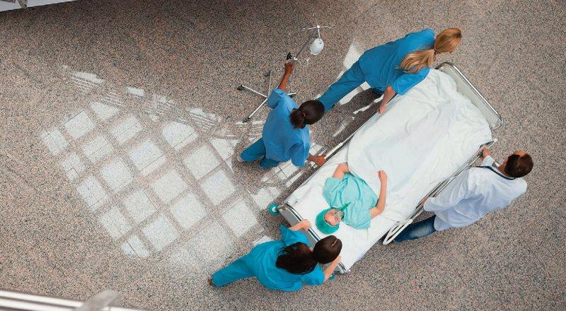 Für die Studie wurden Geschäftsberichte aus 171 deutschen und 186 englischen Krankenhäusern ausgewertet. Foto: Wavebreadmedia/iStockphoto