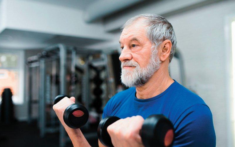 Sarkopenie-Patienten benötigen eine zielgerichtete Therapie – der neue Kodierschlüssel soll daher als Grundlage für eine genauere Diagnostik dienen. Foto: Halfpoint/stock.adobe.com