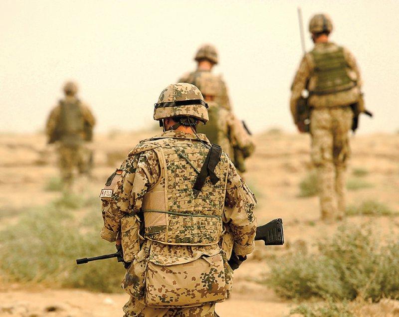 Bei vielen Soldaten haben sich laut Bericht die psychischen Erkrankungen chronifiziert. Foto: dpa
