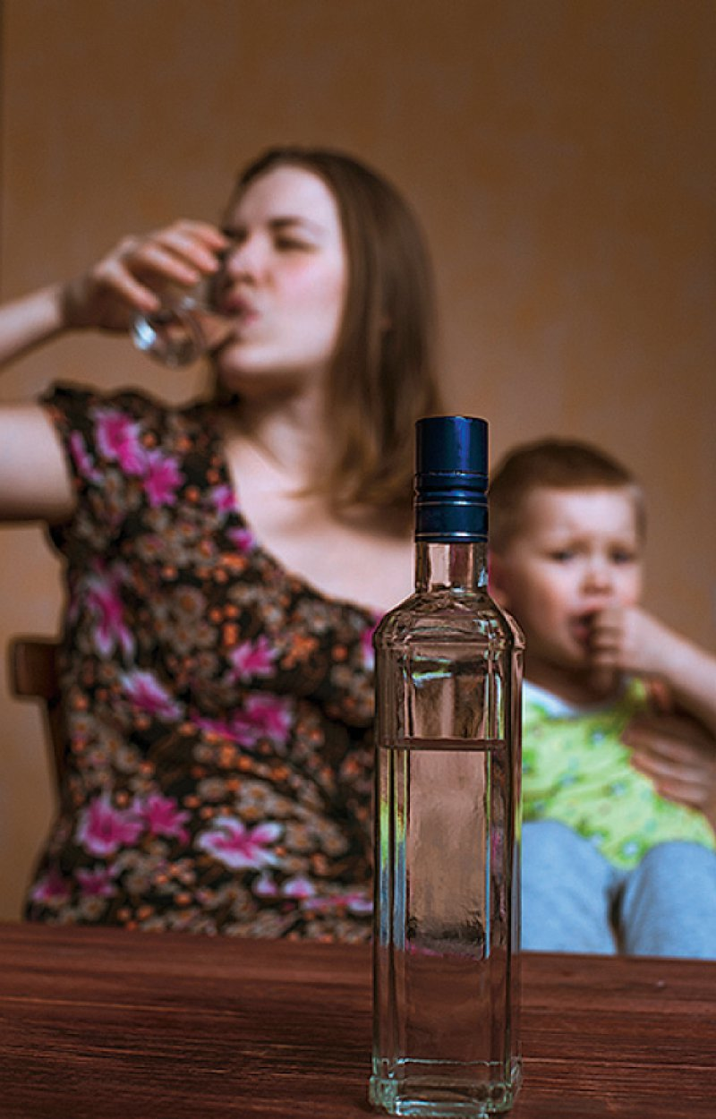 Hilfe erhalten Kinder und Jugendliche suchtkranker, aber auch gewalttätiger und psychisch erkrankter Eltern. Foto: hilfe pavel_shiskin/stock.adobe.com