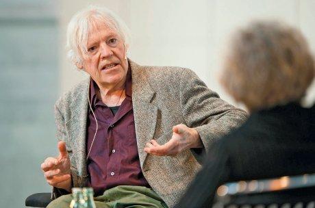 Wolfgang Schmidbauer im Interview