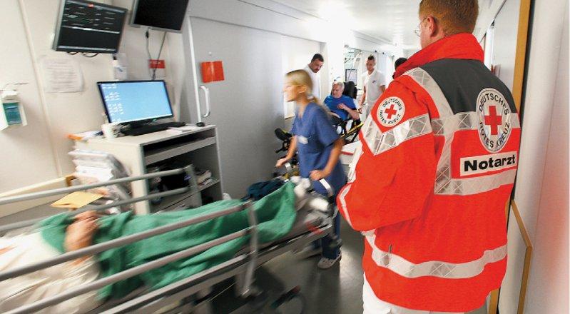 Das Notfallstufenkonzept soll darüber entscheiden, welche Krankenhäuser an der Notfallversorgung teilnehmen dürfen. Foto: dpa