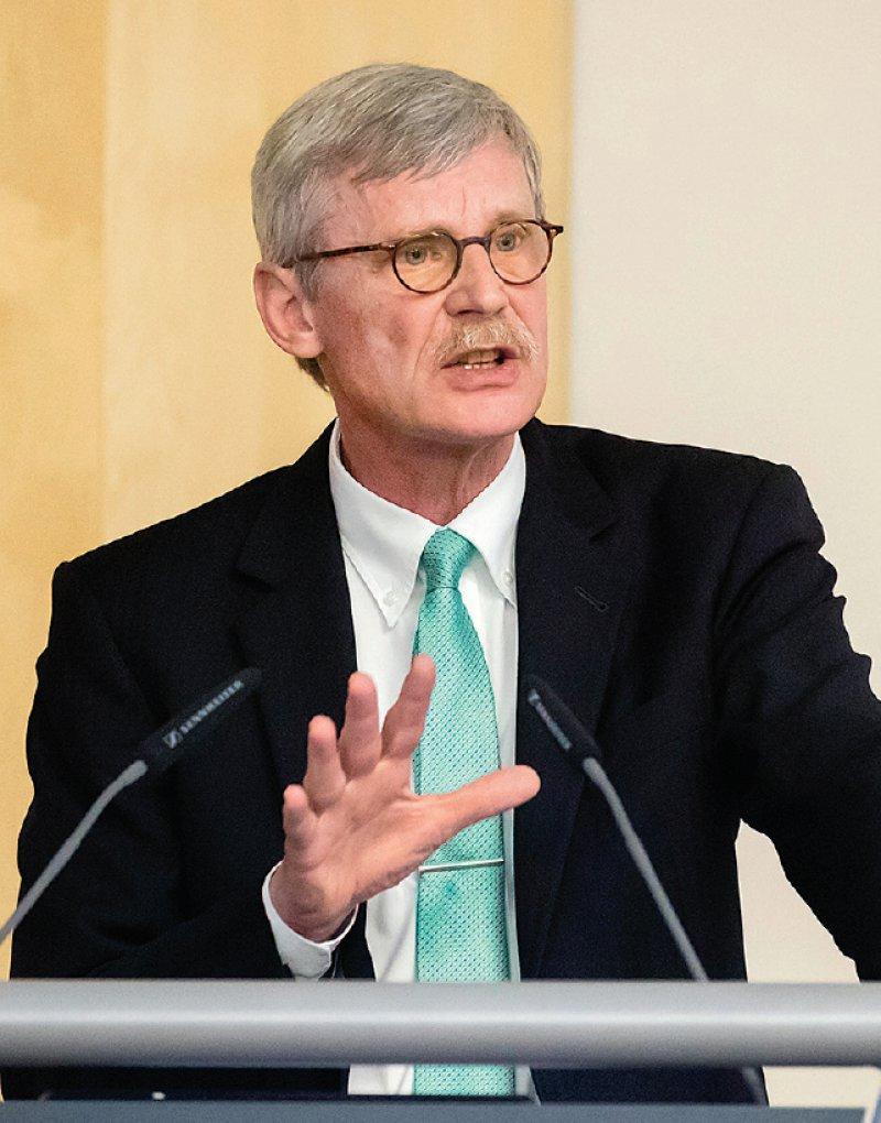 Thomas Kriedel, KBV-Vorstandsmitglied, fordert Nachverhandlungen mit Politik und Kassen. Foto: Georg J. Lopata