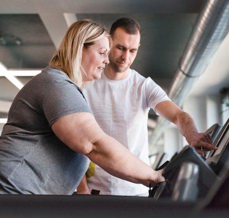 Therapie der Fettleibigkeit