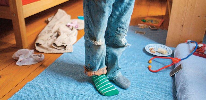 Die meisten Kinder, bei denen Kindeswohlgefährdung vorliegt, weisen Anzeichen von Vernachlässigung auf. Foto: dpa