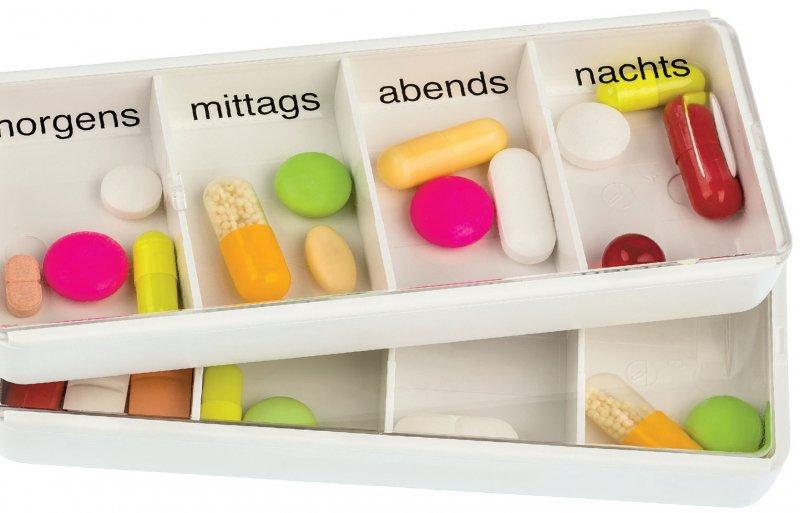 Polypharmazie: Jeder vierte Versicherte nimmt fünf oder mehr Arzneimittel ein. Das geht aus dem Arzneimittelreport der Barmer 2018 hervor. Foto: Gina Sanders/stock.adobe.com