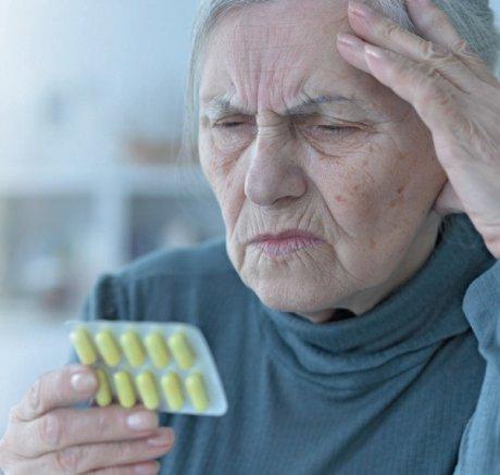 Kognitionsstörungen durch Medikamente