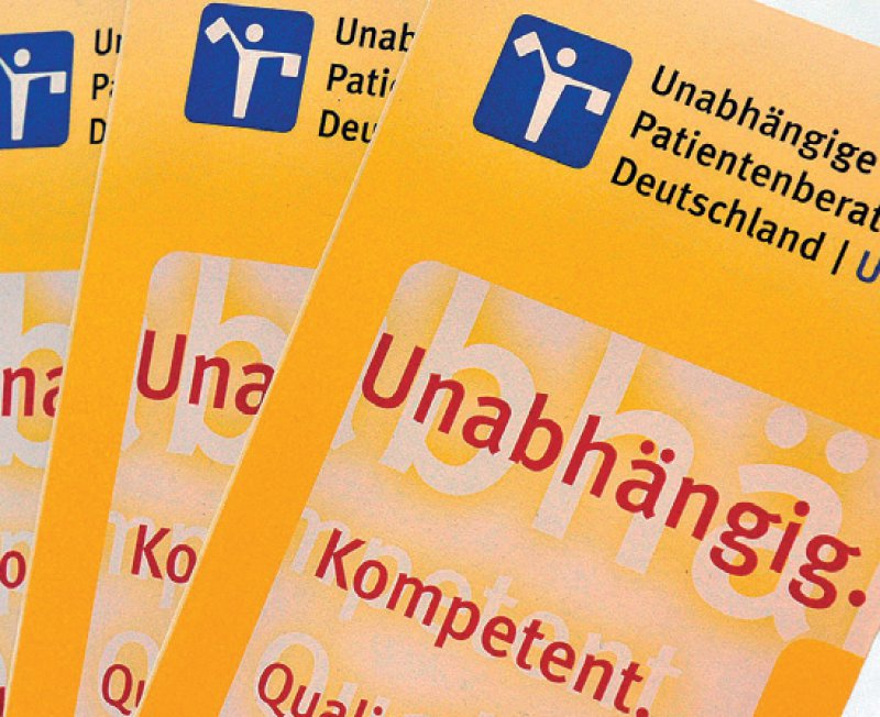 An der Unabhängigen Patientenberatung gibt es nach einem Verkauf Kritik. Foto: dpa