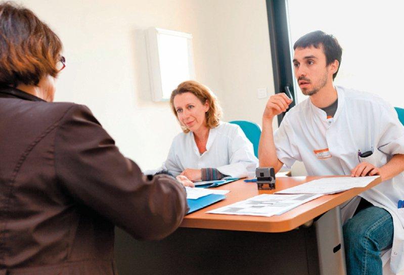 Auch in der Allgemeinmedizin stieg die Zahl der Weiterbildungsassistenten. Foto: Your Photo Today