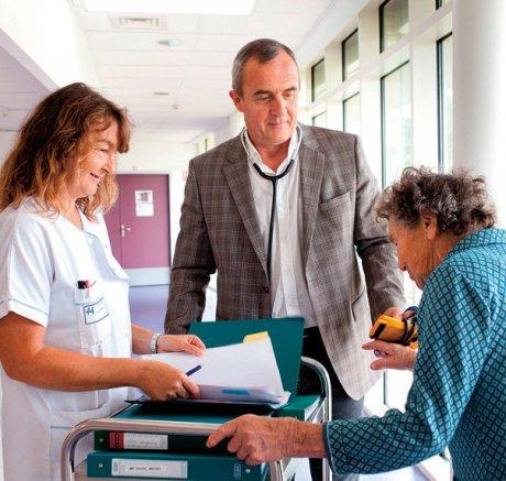 Ärztliche Pflegeheimversorgung