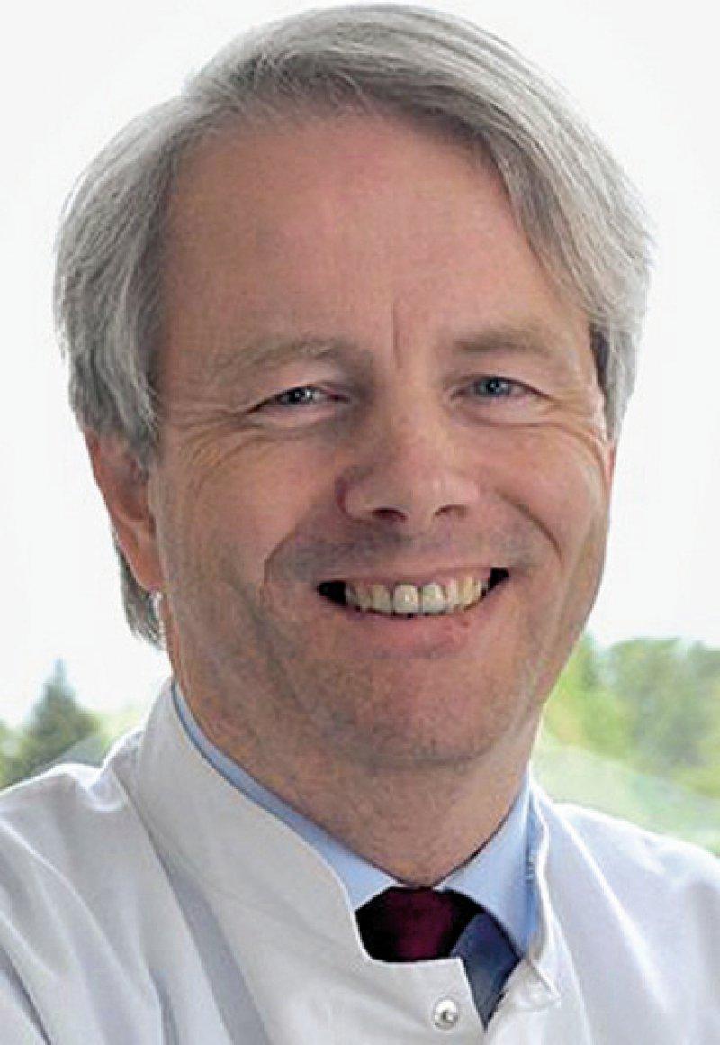 Hans-Robert Metelmann, Foto: Universität Greifswald