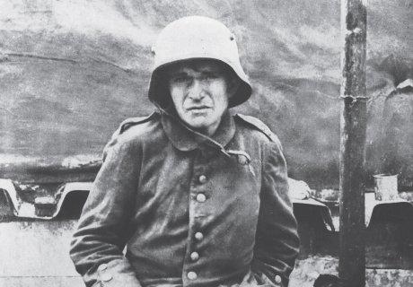 Traumatisierte des ersten Weltkrieges