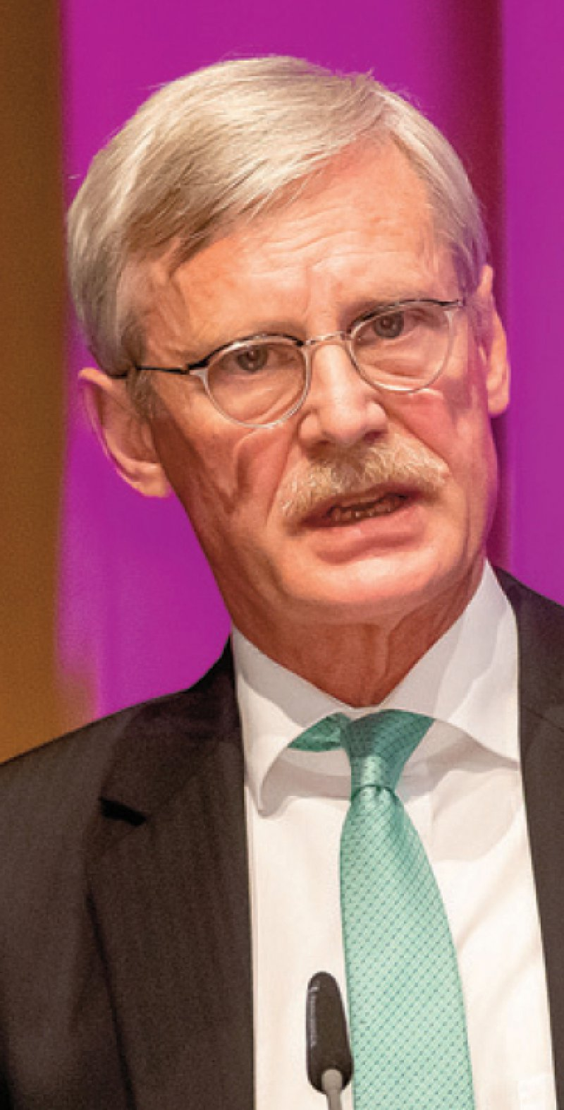 """Thomas Kriedel: """"Wir, die Akteure im Gesundheitswesen, können die Digitalisierung am besten gestalten."""" Foto: Georg J. Lopata"""
