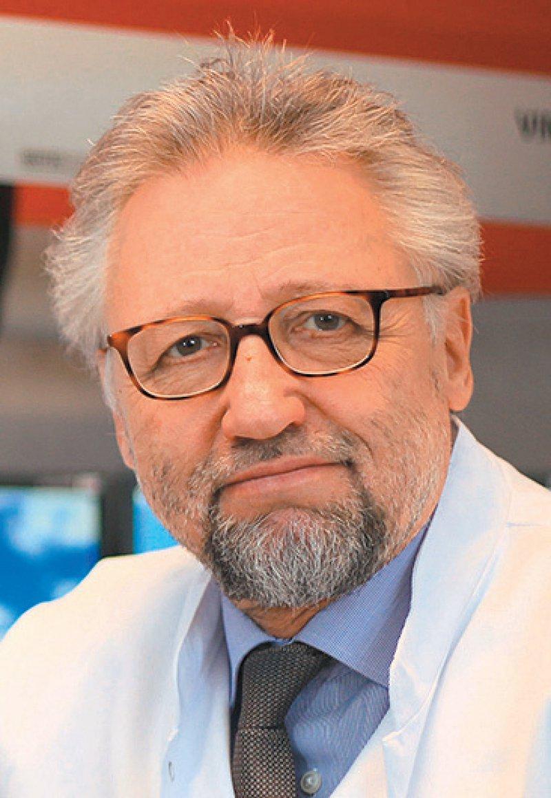 Hans-Jochen Heinze, Foto: dpa