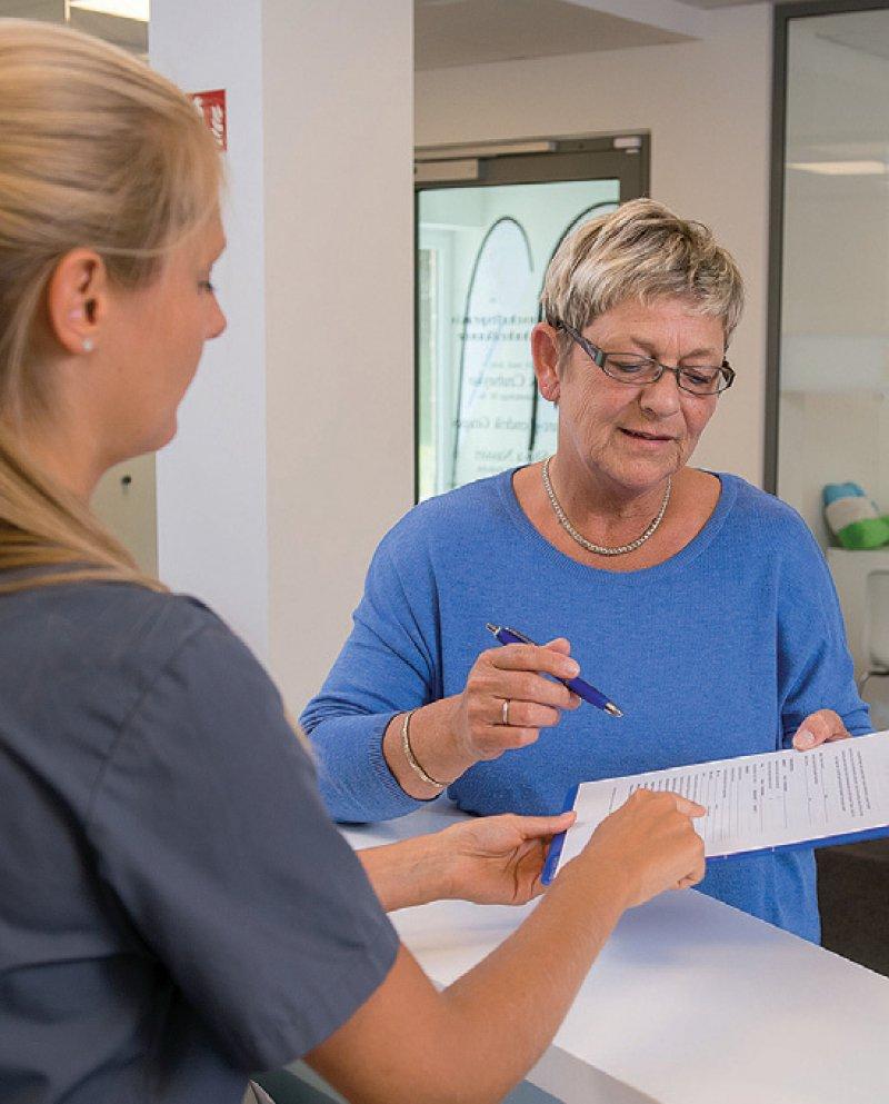 Bei der Erhebung von Gesundheitsdaten sind Transparenz und das Recht auf Löschung zwei der Grundsätze, die in den Leitlinien beschrieben sind. Foto: benjaminnolte/stock.adobe.com