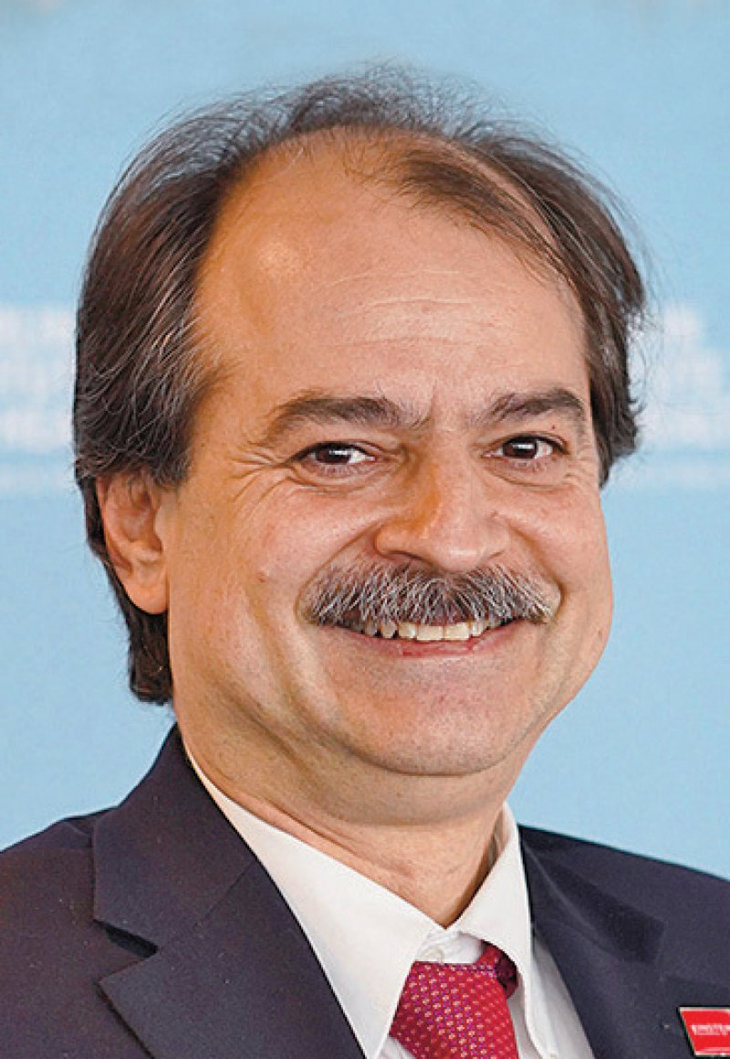John Ioannidis, Foto: BIH/Stefan Zeitz