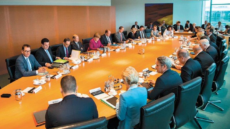 Das Bundeskabinett gab grünes Licht für die Reform. Foto: picture alliance/dpa