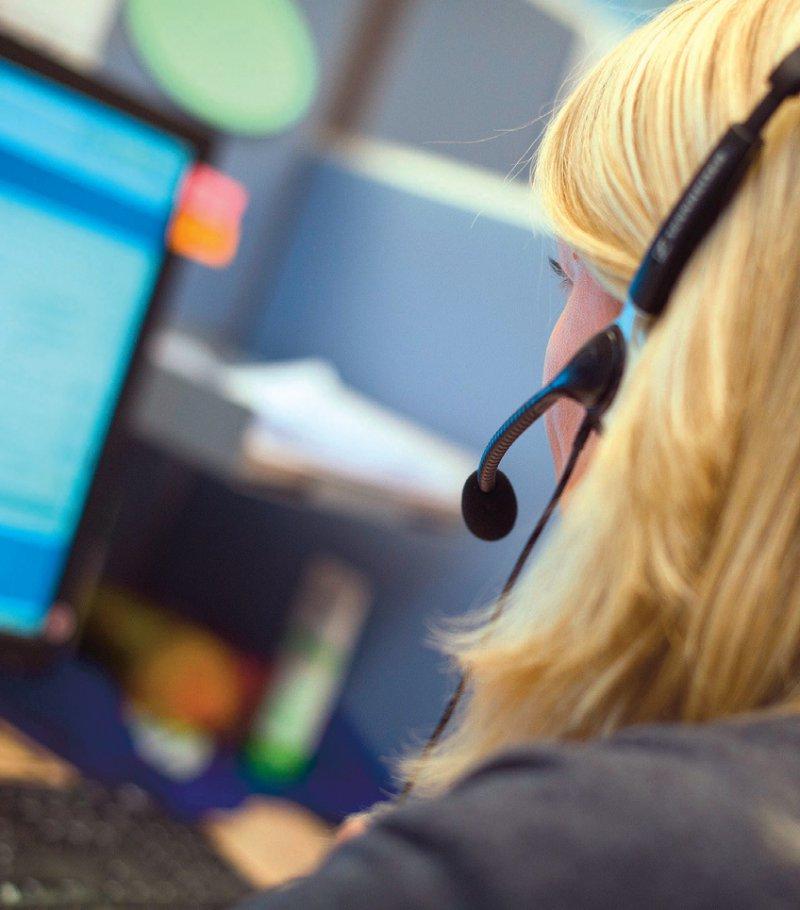 Beratung am Telefon bleibt das wichtigste Kommunikationsmittel der Unabhängigen Patientenberatung. Foto: picture/alliance dpa